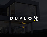 Duplo R | Identidade Visual