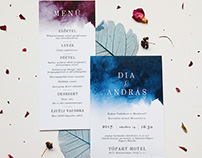D&A | Wedding Stationery