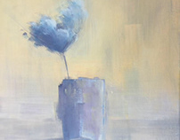 Still Life- Acrylics on canvas