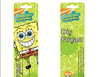 Diş fırçası blister kartonu konsept tasarımları