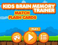 KIDS Brain Memory Trainer