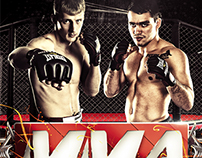 MMA - Flyer
