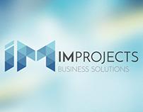 Diseño de logotipo IM Projects