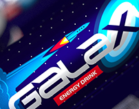 Energy drink GALAXY