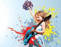 Promotional flyer for KYF giveback program.