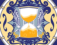 Hourglass Brewing Logo Revamp