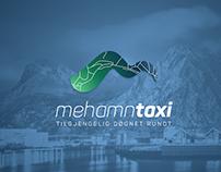 Mehamn Taxi Logo