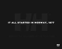 Helly Hasen Presentation Sales Deck