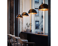 Bar in New York (Full CGI)