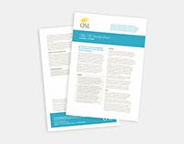 QSL Fact Sheets