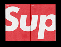 Supreme® Brand Guide // AND2ES™
