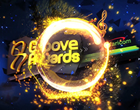 Groove Awards 2015 Animations