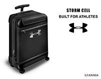 Under Armour Luggage Col. (Randa)
