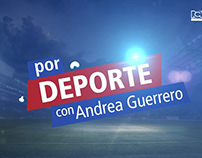 Cortina Sección Por Deporte - Noticias RCN
