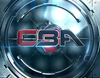 2013 Great sports &CBA LOGO Bumper