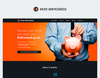 401k Watchdog - Website
