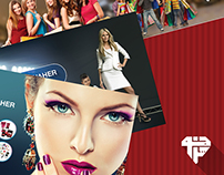 Jawaher Mall (Logo and Posters)