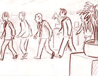 IHG - Back to the Future Storyboard