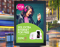 Zong Offer Campaigns