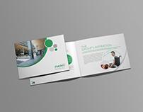 Medeo Group - Brochure Design