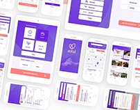 Adoá Volunteer App