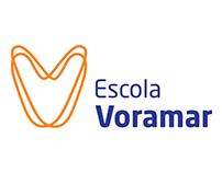 Rediseño de identidad corporativa Escola Voramar