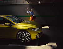 vw golf 8 campaign