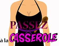 Logotype Passez à la Casserole - Tuto Cuisine