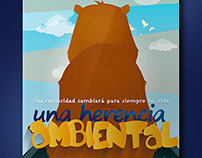 Una Herencia Ambiental - Carteles