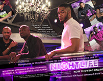 Meak Productions' NIGHTLIFE 1st Campaign 2016