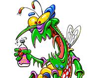 "Bugsy ""The Drunk Bug"""