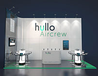 Hullo Aircrew - Expo Stand
