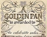 Golden Pan Certificates