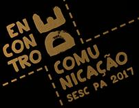 Identidade Visual - Encontro de Comunicação do Sesc PA