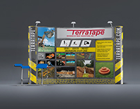 Terra Tape® Trade Show Booth