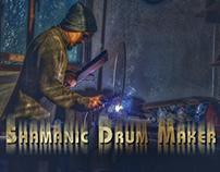 Shamanic Drum Maker II