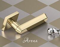 """""""Arena"""" door handle"""