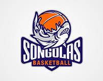 Logo for SONGOLAS Basketball Club