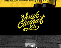 Veuve Clicquot Rebrand