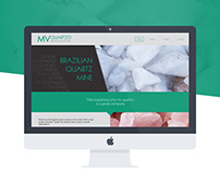 Mv Quartzo - responsive Single Page