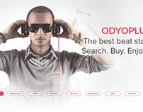 Design of the site for ODYOPLUG