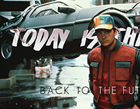 Back To The Future Photo Edit.