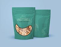 In a Nutshell Branding and Packaging