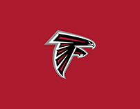 Atlanta Falcons | Poster Design