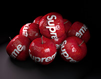 remix: supreme apple