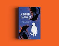 A IMORTAL DA GRAÇA - Book Cover Illustration