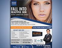 Skin care Flyer