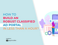 How to build a robust classified ad portal in less than