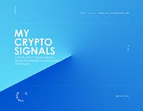 My Crypto Signals