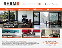 KBME Website Redesign